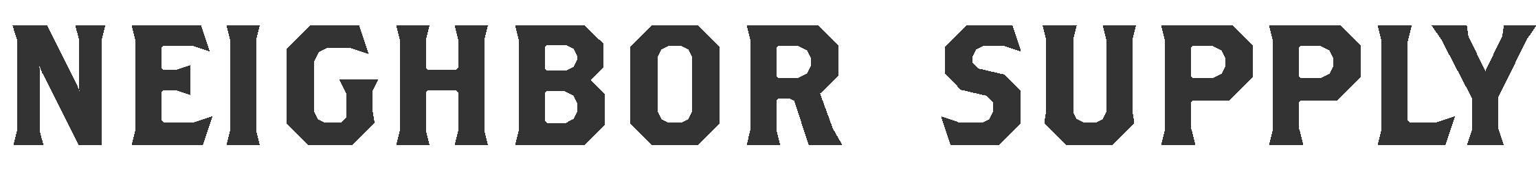 NEIGHBOR SUPPLY Logo